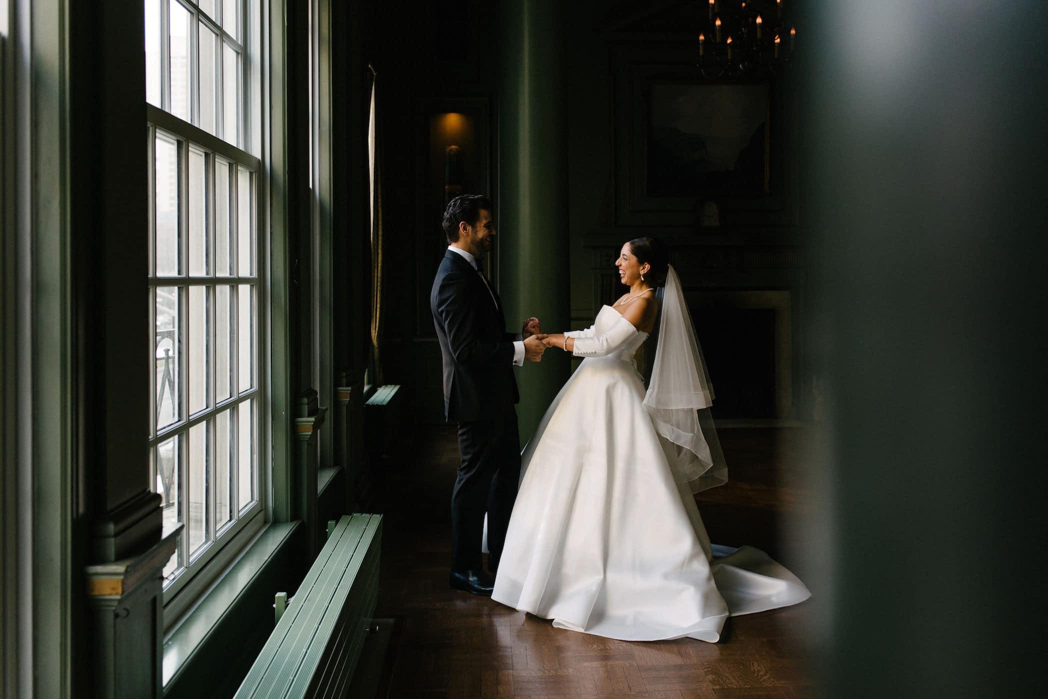 Wedding at Four Seasons Hotel Toronto, Toronto, Ontario, Mango Studios, 1